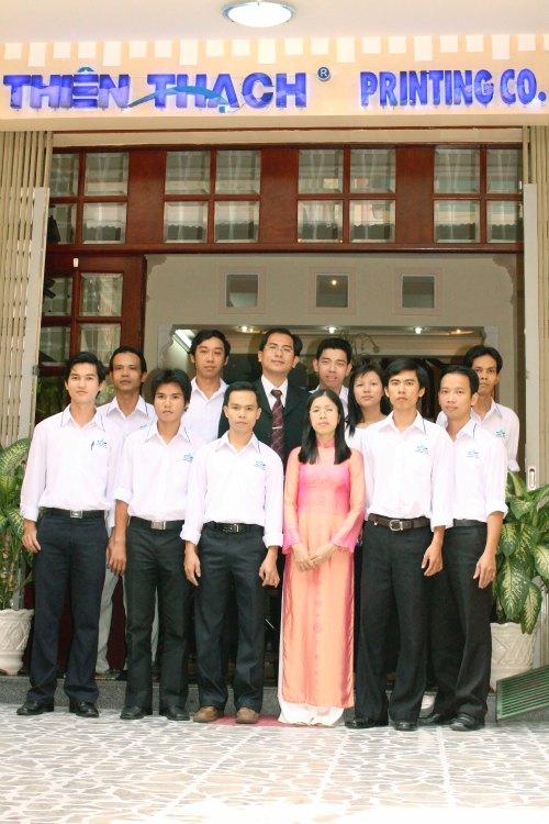 cong ty Thien Thach